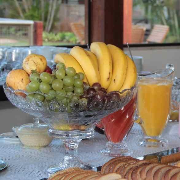 Café da Manhã da Pousada em Bonito MS